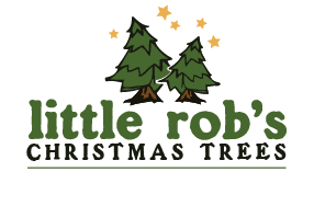 little rob's christmas trees